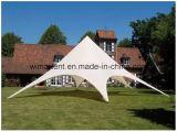 中国の製造者のキャンプのための防水防火効力のある星の陰のテント