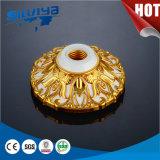 ABSは完全な銅のConductoの天井ランプのホールダーを殻から取り出す