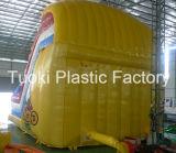 商業巨大で膨脹可能な水スライド水弾力があるスライド(RC-016)