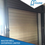 Automatisches High Speed Roller herauf Garage Door/Folding Door/Stacking Door, Fast Roll herauf Door, Rapid Roller herauf Door