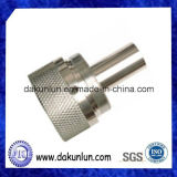 Usine se spécialisant dans des pièces de pièce forgéee en métal de précision, pièces de tour de commande numérique par ordinateur