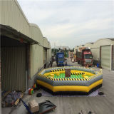 Sale를 위한 최신 Sale Inflatable Mechanical Rodeo Bull Game