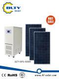 Vente chaude outre du système d'alimentation solaire de réseau 600W1kw2kw3kw5kw6kw