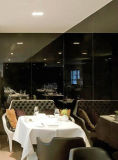 (SD-6002) 현대 호텔 사무실 대중음식점 가구 가죽 소파 세트