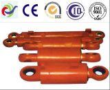 De dubbelwerkende Cilinder van de Olie van het Project