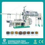 Máquina flotante caliente de la pelotilla del alimento de animal doméstico de la máquina de la alimentación de los pescados de la alta capacidad de la venta de Ztmt