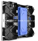 Innenmietaluminium P3.91 Druckguß farbenreiche LED-Bildschirmanzeige