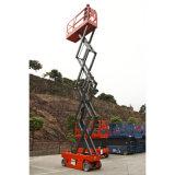 Scissor Aufzug-Plattform, Mobile Scissor Aufzug