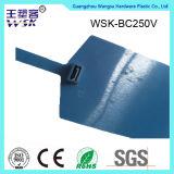 Do tamanho grande do fechamento de Guangzhou selo plástico para Packing&Shipping