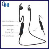 Higi Bt3300 Waterproof o auscultadores sem fio estereofónico de Bluetooth dos auriculares na orelha