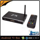 HD 1080P 3D 4k Amlogic S812, caixa Android da tevê com núcleo personalizado do quadrilátero de IPTV
