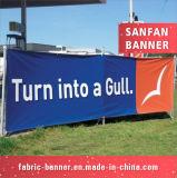 Bandera de la publicidad al aire libre de Fabrictextile del vinilo del PVC