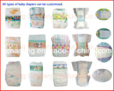 Roher Material-Sap Pulp Airlaid Paper für Making Baby Diapers und Sanitary Napkins, Super Absorbent Tissue Paper