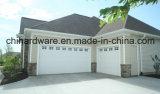 セリウムのガレージのドアまたは自動ガレージのドアまたは住宅のガレージのドア