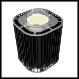 Het nieuwe Licht van de Baai van de Dekking van PC van het Aluminium van het Ontwerp Hoge