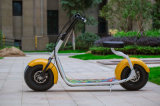 """""""trotinette"""" elétrico da roda do """"trotinette"""" 2 da cidade com freio hidráulico"""