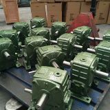 Конструкция RV25-RV150 Кита Manuefactory Германия коробки передач глиста RV прямоугольной коробки передач алюминиевая весь размер
