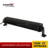"""極度のBright Popular 22 """" Inch 120W Offroad&UTV LED Light Bar (SM6021C-120)"""
