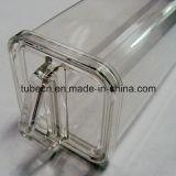 Transparante Kosmetische Verpakkende Buis