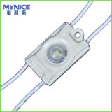 1.08W SMD 2835 LED Light Waterproof Injection Modules met Lens