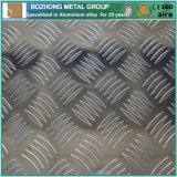 Beste Kwaliteit 6070 het de Geruite Plaat/Blad van het Aluminium