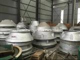 Metso hohe Mangan-Stahl-Kegel-Zerkleinerungsmaschine-Filterglocke-Zwischenlage