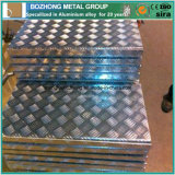 Placa Checkered de aluminio de la venta 6063 calientes