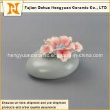 Aroma Pierre Jar Fleur Fragrance Aroma Céramique Bouteille avec Fleur