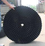 機械を形作る卵の皿の真空
