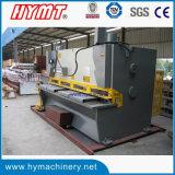 QC12Y-20X3200 Plate de acero Cortadora/máquina que pela hidráulica