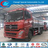 Caminhão do depósito de gasolina de Iveco 30cbm 8*4 para a venda