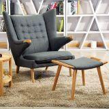 Cadeira da sala de estar do urso da papá Cadeira-Única
