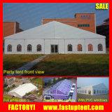 Tente de mariage de chapiteau de type de mode grande pour 500 personnes