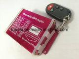 Het waterdichte MP3 AudioSysteem van het Alarm van de Motorfiets