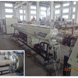 cadena de producción del tubo del PVC de 160m m
