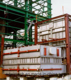 Air Heat Exchanger/Waste Heat Recovery Unitへの六角形Plate Type Air Preheater /Air