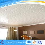 Panneau de plafond en PVC blanc de 20 cm de largeur / panneau mural