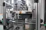 Máquina de etiquetas automática da luva do PVC para o frasco do animal de estimação