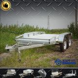 十分に溶接されたタンデム車軸プラントトラック(SWT-PT126)