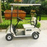 China Factory Battery Power Single Seater Electric Golf Buggy (DG-C1)