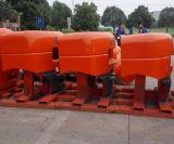 Carcaça de areia personalizada, contrapeso para a maquinaria de manipulação material