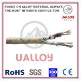 Стальной тип кабель j оплетки термопары/провод