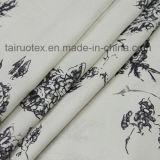 女性のためのGarment Fabric 100%の反応印刷された絹