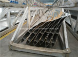 AluminiumAerofoil Extruded Section als Louver Blade