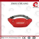 有用な安全ロックアウトウエスト袋のロックアウト端末