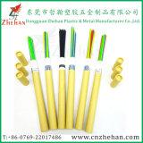 Der Qualitäts-3D Geräte Feder-des Heizfaden-12colors in Winkel- des Leistungshebelsabs 1.75mm für Feder der Zeichnungs-3D
