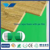 Assise liée croisée à haute densité pour le plancher en bambou