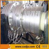 máquina del tubo de agua del PVC de 110-250m m UPVC CPVC con el mezclador material