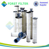 Forst substitui a parte superior do plutônio do Ge/sacos de filtro plissados parte inferior