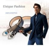 Correia de cintura de couro das curvaturas de correia dos acessórios do vestuário para homens